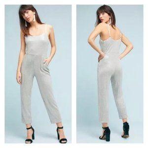 Anthropologie Pants & Jumpsuits - [Anthropologie] Claudette Sequined Jumpsuit